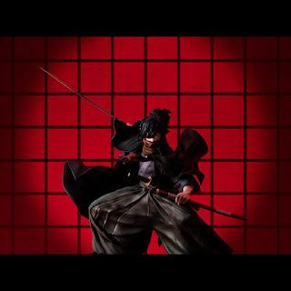 Figura de Okada Izou/Assassin de Fate/Grand Order,  MegaHouse.