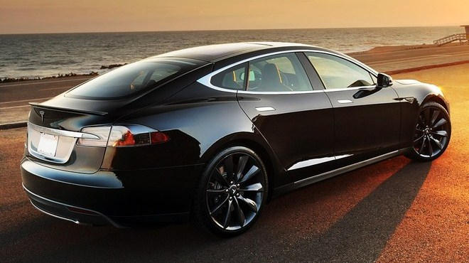Tesla Announce Model S European Pricing