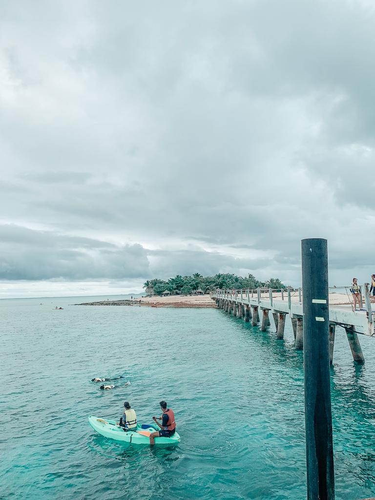 fiji island hopping