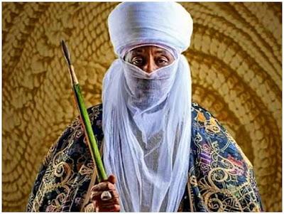 Governor Ganduje Dethrones Emir Sanusi Lamido ACE SAID SO
