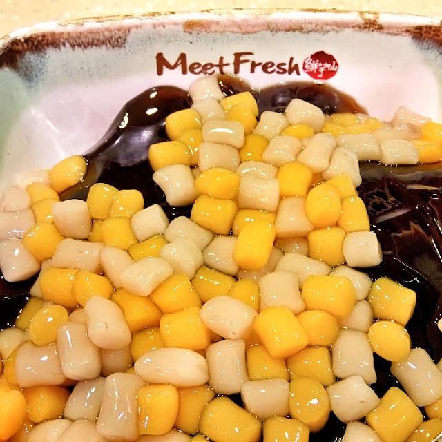 meet fresh for tawainese desserts