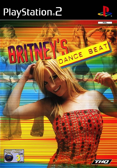 Britney's Dance Beat PS2 ISO