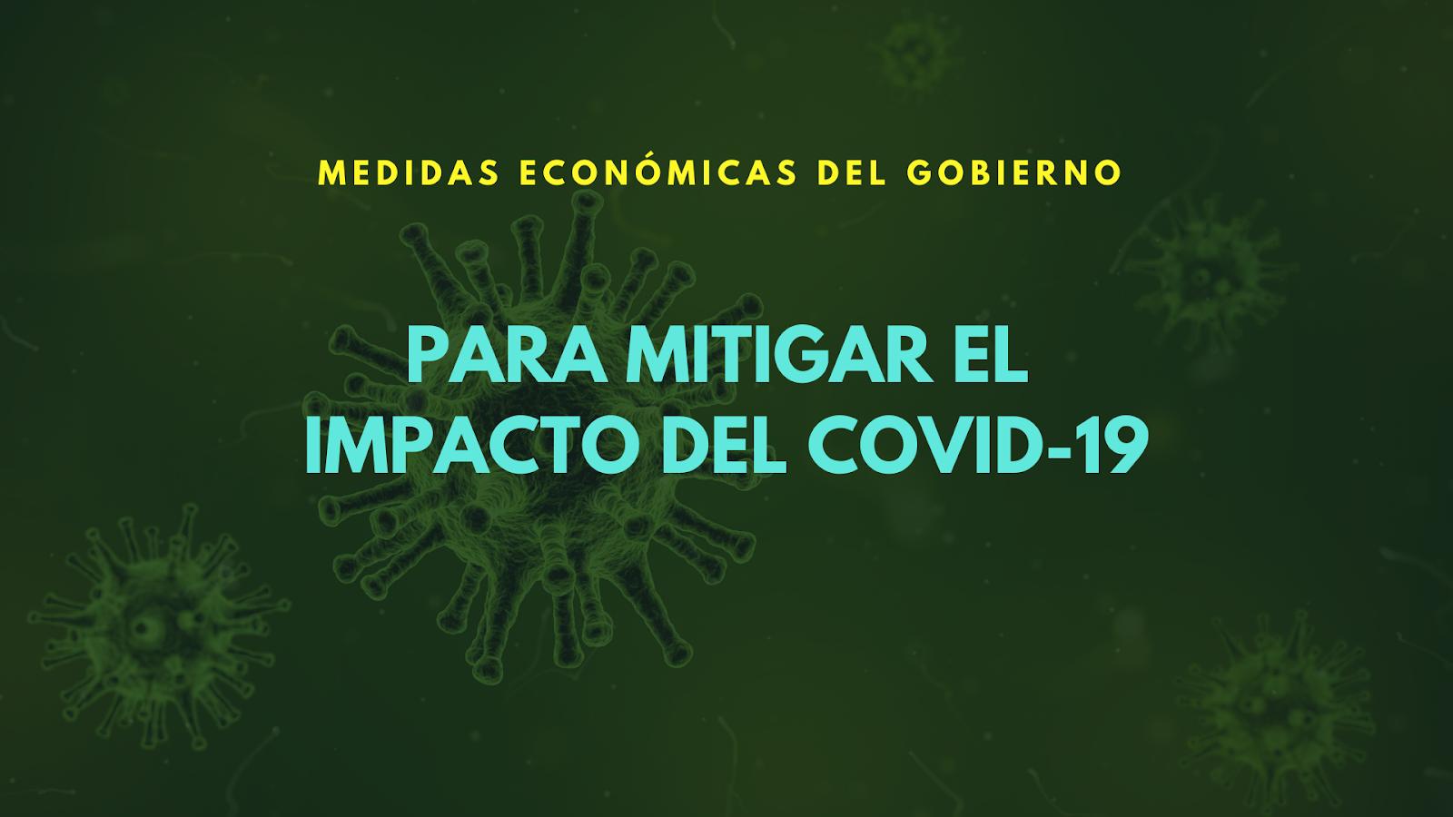 Las medidas económicas del Gobierno a debate con los economistas Jaime Caneiro y Simón López