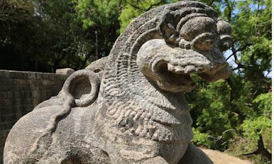 Lion de Yapahuwa