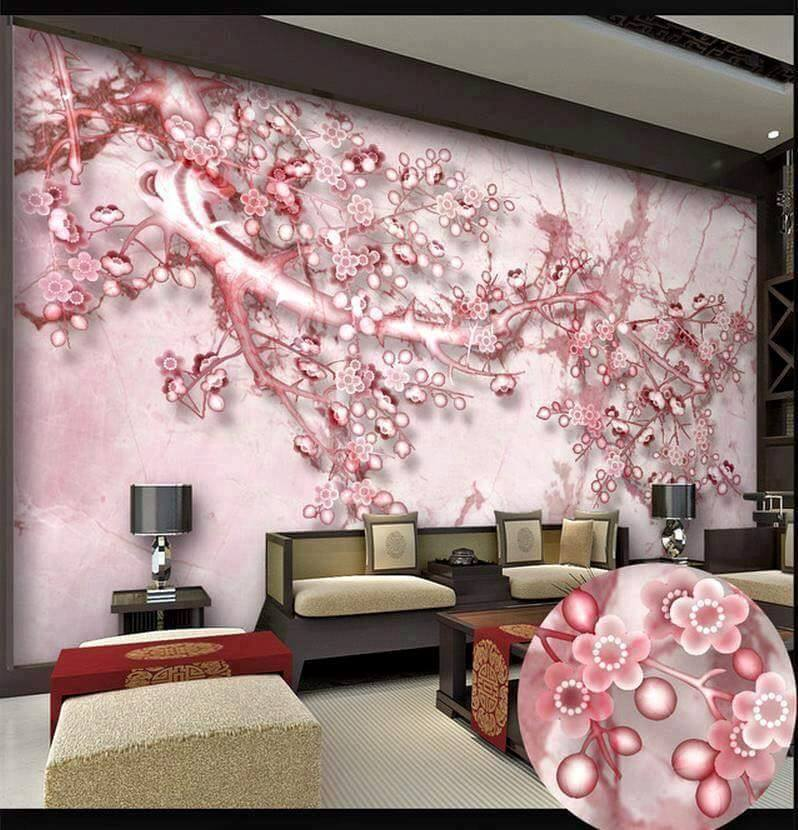 Amazing patterns wallpapers design for living room canada for B q living room wallpaper