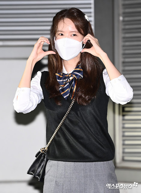 SNSD YoonA Knowing Brothers