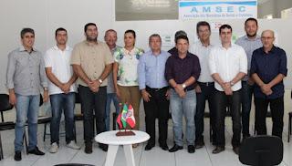 Reunidos em Frei Martinho, prefeitos criam Associação Municipalista do Seridó e Curimataú (AMSEC)