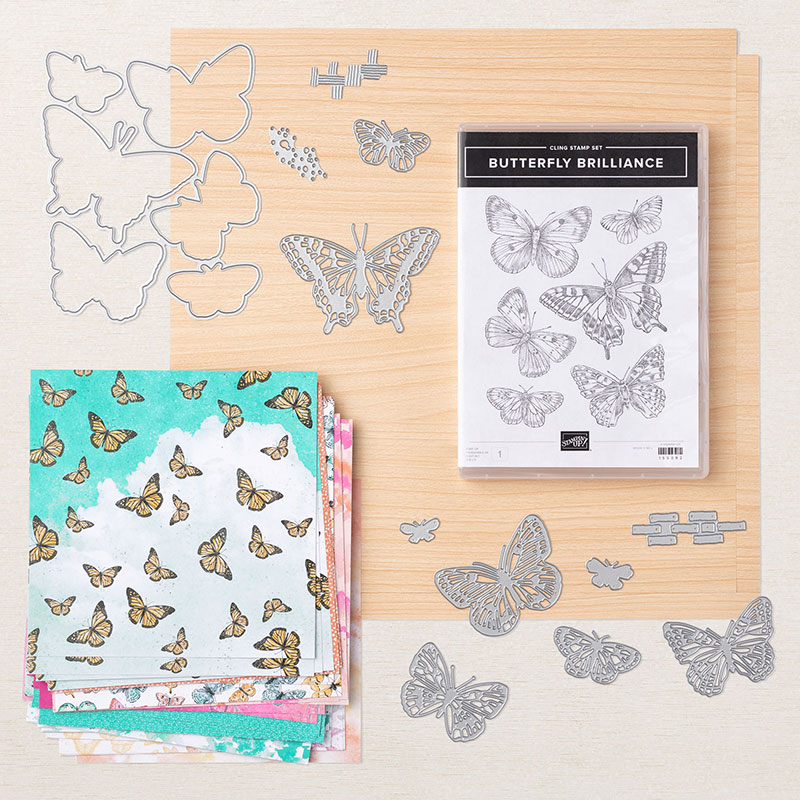 Butterfly Brilliance Collection