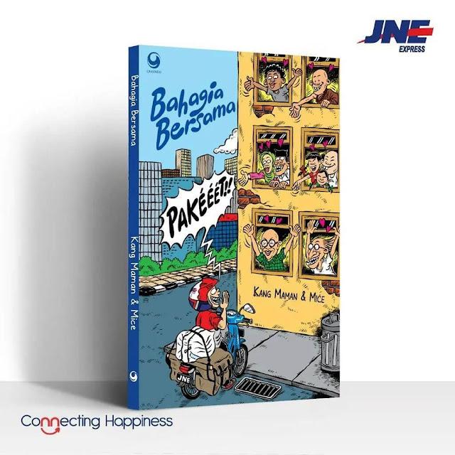 buku bahagia bersama jne