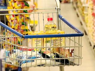 Preço da cesta básica teve aumento de 5% em novembro, em Guajará-Mirim