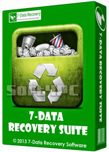7-Data Recovery Suite Enterprise 3.3 + Key
