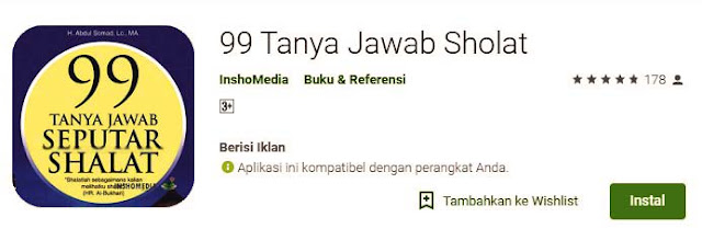 Download 99 Tanya Jawab Sholat Gratis Ustadz Abdul Somad LC MA