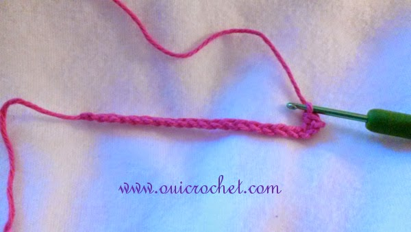 Oui Crochet: Open Shell and Picot Stitch {Crochet Stitch