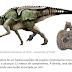 Doença humana é encontrada no osso fossilizado de um dinossauro