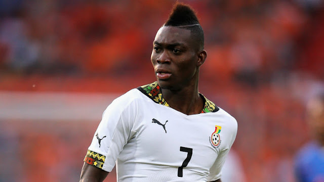 Many People Think I am An 'Ayigbe' Guy - Christian Atsu