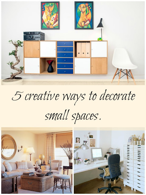 5 home decor ideas that will change how you organize your small space