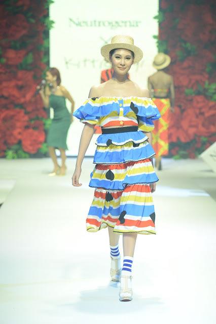Neutrogena® Di Fesyen STYLO dengan Koleksi Happy Skin 24/7