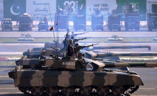 Tank Al-Khalid