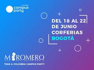 CAMPUS PARTY 2019 Bogotá, Colombia | CORFERIAS