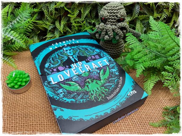 [Resenha] Box Cósmico Maldito - Histórias Ocultas de H. P. Lovecraft