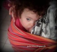 portage allaitement bulline néobulle sling maman breastfeeding tetee bébé