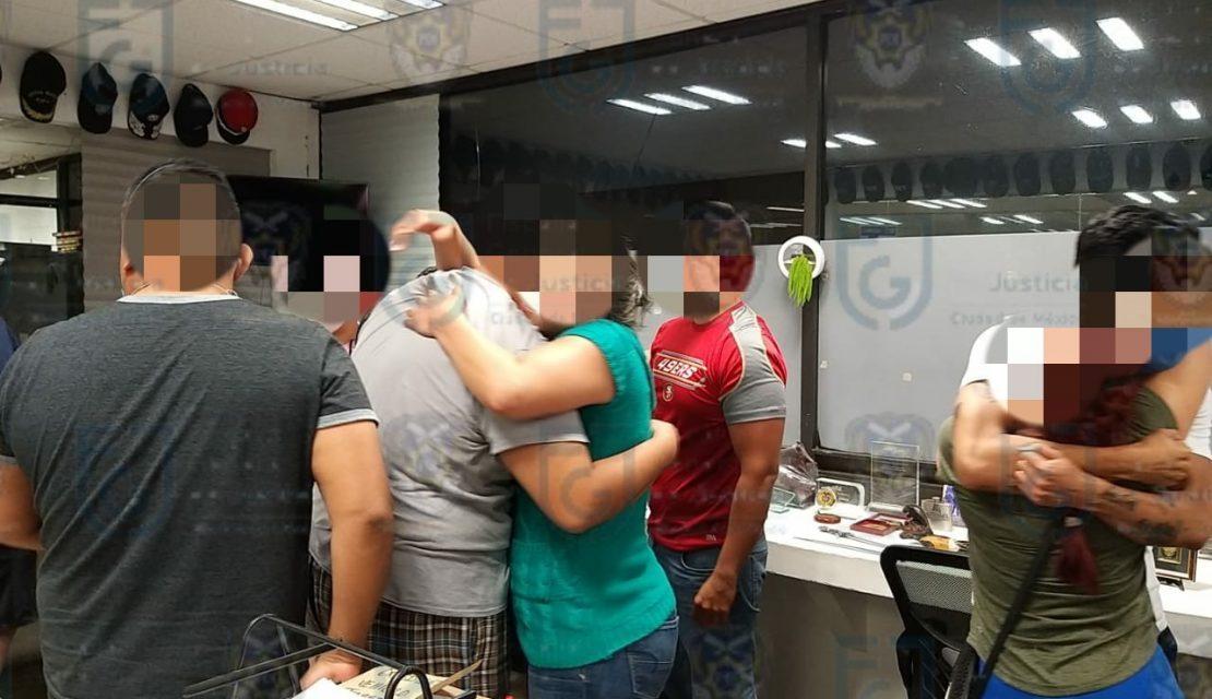 Vídeo; Rescatan a 14 médicos secuestrados en hoteles de la colonia Tacubaya, en la alcaldía Miguel Hidalgo de la CDMX