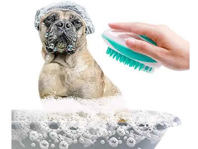 dog Shampoo and Grooming Tools