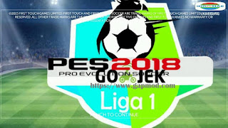 FTS Mod PES League 1 Gojek by Poetra