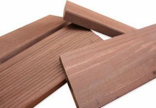 harga lantai Decking kayu outdoor keruing