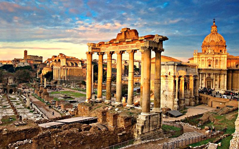 Reinos Romanos
