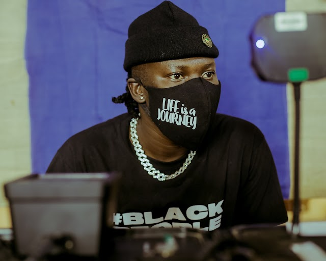 Go Higher' Is My Most Successful Song- Stonebwoy