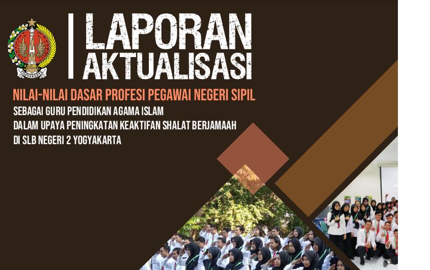 Laporan Aktualisasi Latsar Cpns 2019 Catatan Perjalanan Singkat