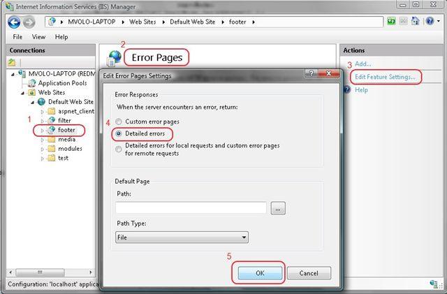 IIS 7 500 Errors · Jonathan Oliver
