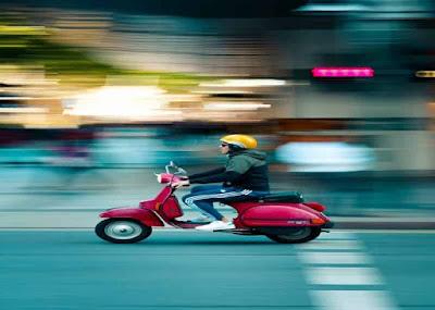 guía para motos scooter