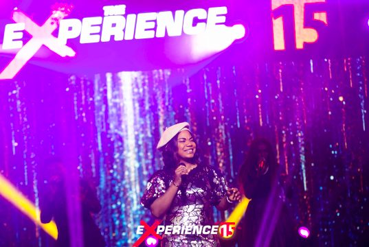 Mercy Chinwo At The Experience 2020