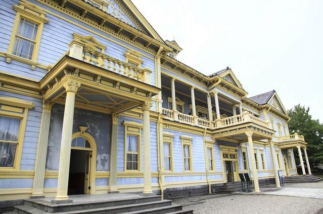 ศาลาประชาคมเก่าฮาโกดาเตะ (Old Public Hall of Hakodate Ward: 旧函館区公会堂)