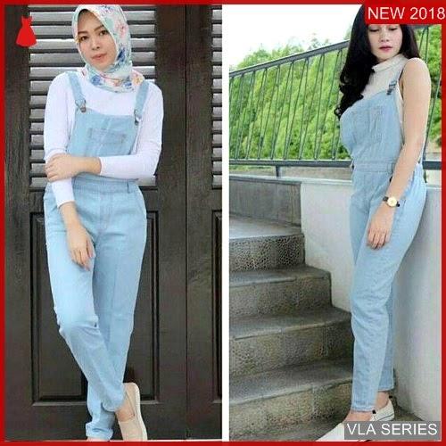 VLA142O91 Model Jeans Overalk Light Murah BMGShop