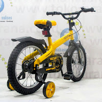 16in Sepeda Anak United Vigour