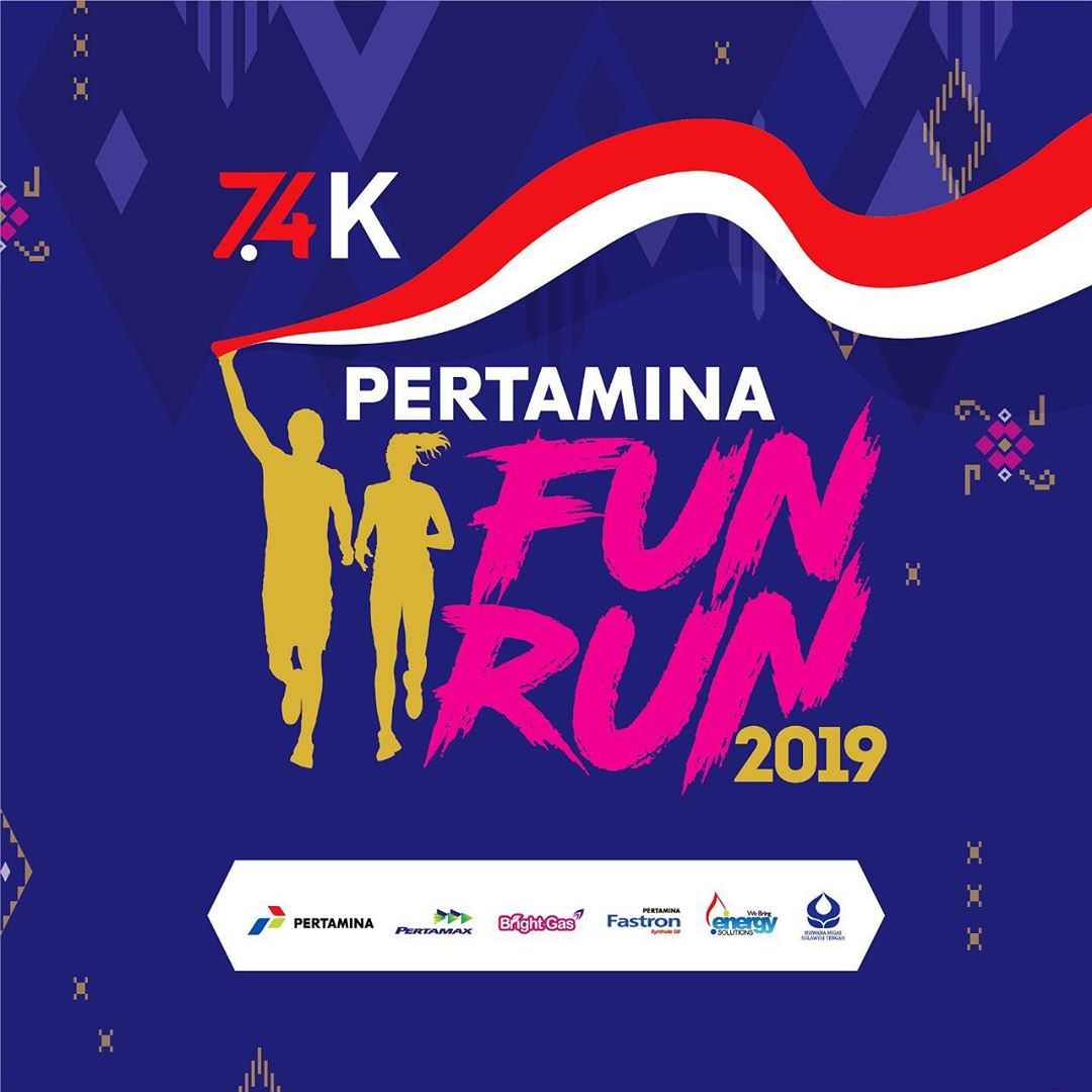 Pertamina Fun Run • 2019