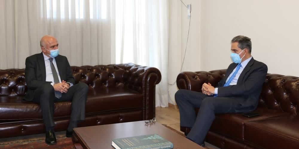 Περιοδεία στη Θράκη πραγματοποίησε ο Υφυπουργός Παιδείας