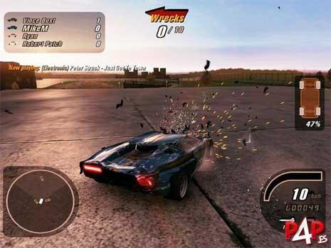 لعبة حرب سيارات رهيبة crashday   طريقة لعب اونلاين بالعربي   روابط ميديا فاير