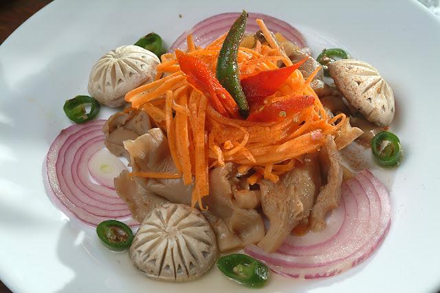 Salata de bureti