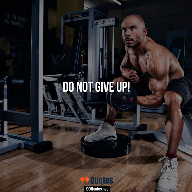 gym fitness quotes
