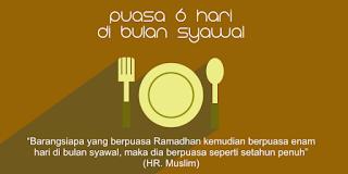 Satu Puasa dengan Dua Niat: Qadha dan Sunnah