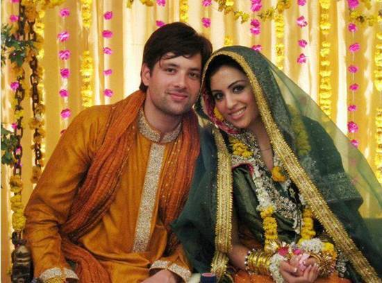 Actor And Model Mikaal Zulfiqar Wedding Photos