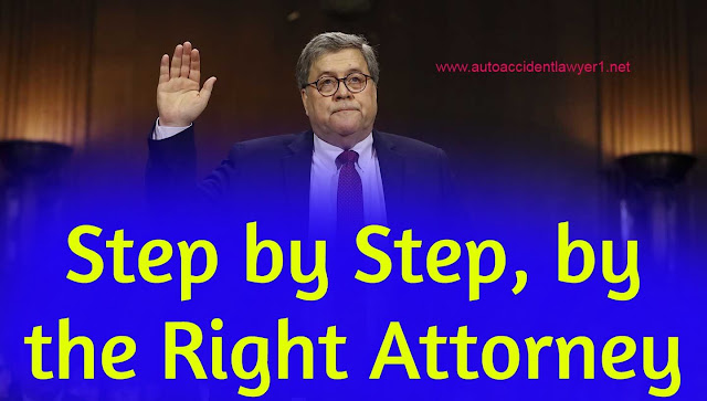 Step by Step, by the Right Attorney