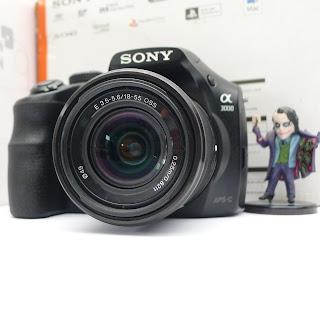 Kamera Mirrorless Sony a3000 Bekas Di Malang