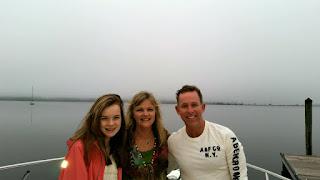 Captain Marc Paul & Family