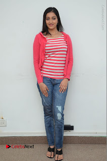 Telugu Actress Mouryani Latest Pos in Blue Denim Jeans  0200.JPG