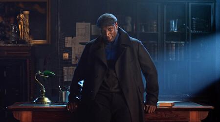 Omar Sy protagoniza la nueva serie de Netflix, Lupin. Tenemos trailer